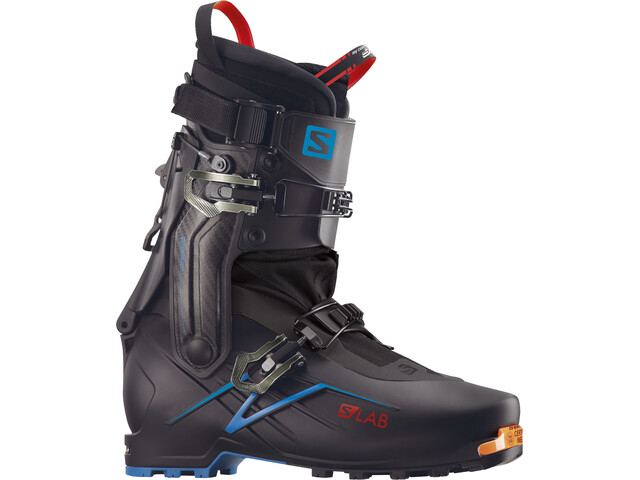 Salomon S/Lab X-Alp Alpine Boots Black/Carbon/Transcend Blue